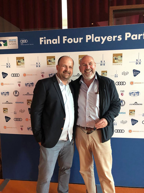 Final Four Players Party 2019