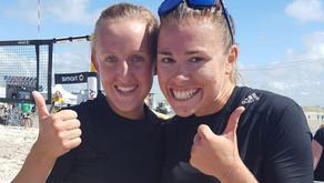 Lena Ottens gewinnt Beach-Turnier in Hannover