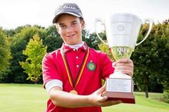 Emil Albers Deutscher Meister AK 14 2018