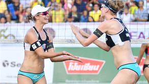 Beachteam Schieder/Ziemer - Neues Beachvolleyball-Team bei BREEZE SPORTS