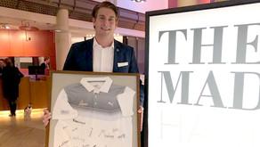 Langfristige Partnerschaft – MADISON Hotel Hamburg verlängert Engagement im Hamburger Golf Verband