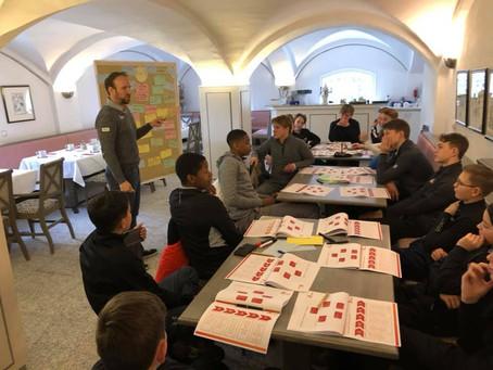 Mindset Workshop für HGU Jungs