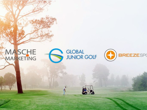 Gemeinsam für den Golfnachwuchs auf die Global Junior Golf - GJG Tour