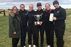 Hannah Karg, Scottish Girls U18 in Montrose 2017
