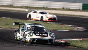 Auftakt des ADAC GT Masters auf den Lausitzring