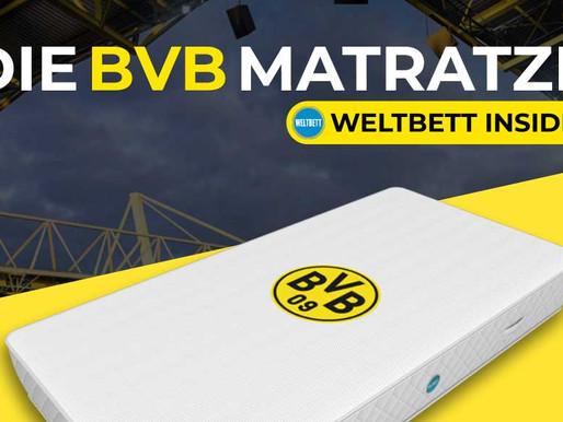 +++ WELTBETT wird Lizenzpartner von Borussia Dortmund +++