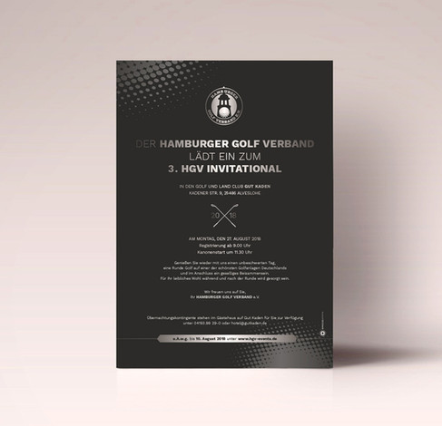 HGV Einladung zum 3. Invitational