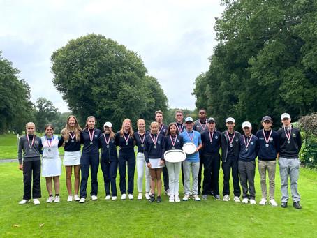 Hamburger Einzelmeisterschaft der Jugend im Wentorf Reinbeker GC