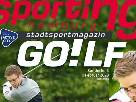 Golf und Olympia passt halt gut zusammen...