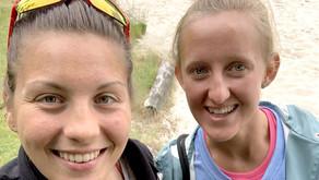 Drei Frage(zeiche)n an: Beachteam Klinke & Ottens