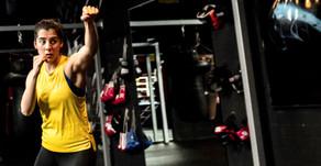 Box-Profi Dilar Kisikyol geht zukünftig mit BREEZE SPORTS in den Ring!