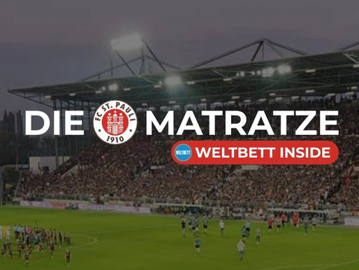 """+++ WELTBETT wird """"Stammspieler"""" beim FC St. Pauli +++"""