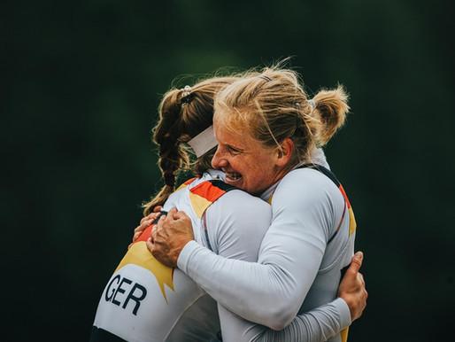 Doppelzweier der Frauen qualifiziert sich für Olympia!