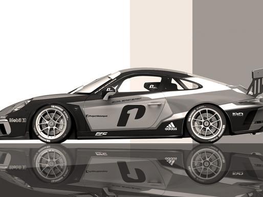 Jannes Fittje startet im Porsche Carrera Cup Deutschland
