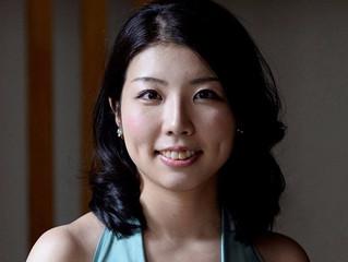 ピアニストの梅村知世さんが埼玉ピアノショールームに来店されました。