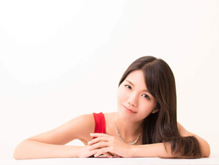 ピアニストの松浦愛美さんが埼玉ピアノショールームに来店されました。