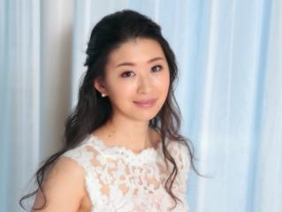 ピアニストの酒井有彩さんが埼玉ピアノショールームに来店されました。