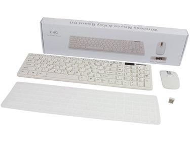 Wireless Keyboard & Mouse combo