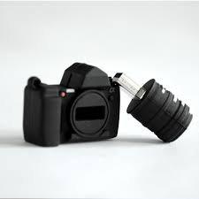 8GB DLSR Camera USB Flash Drive