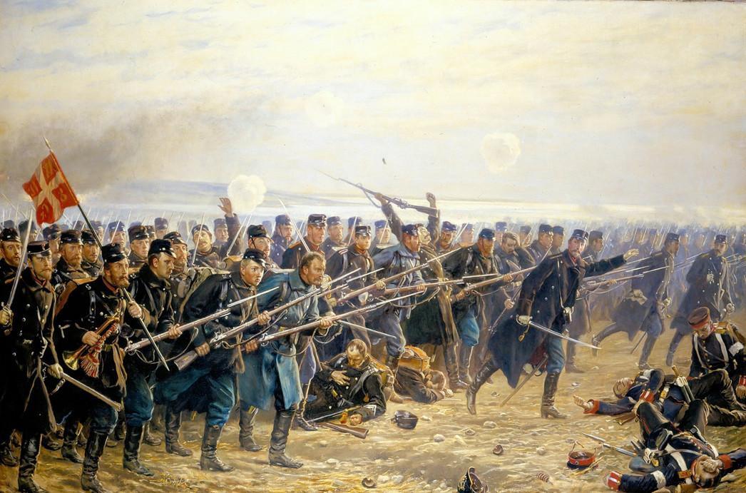 Guerre prusso-danoise