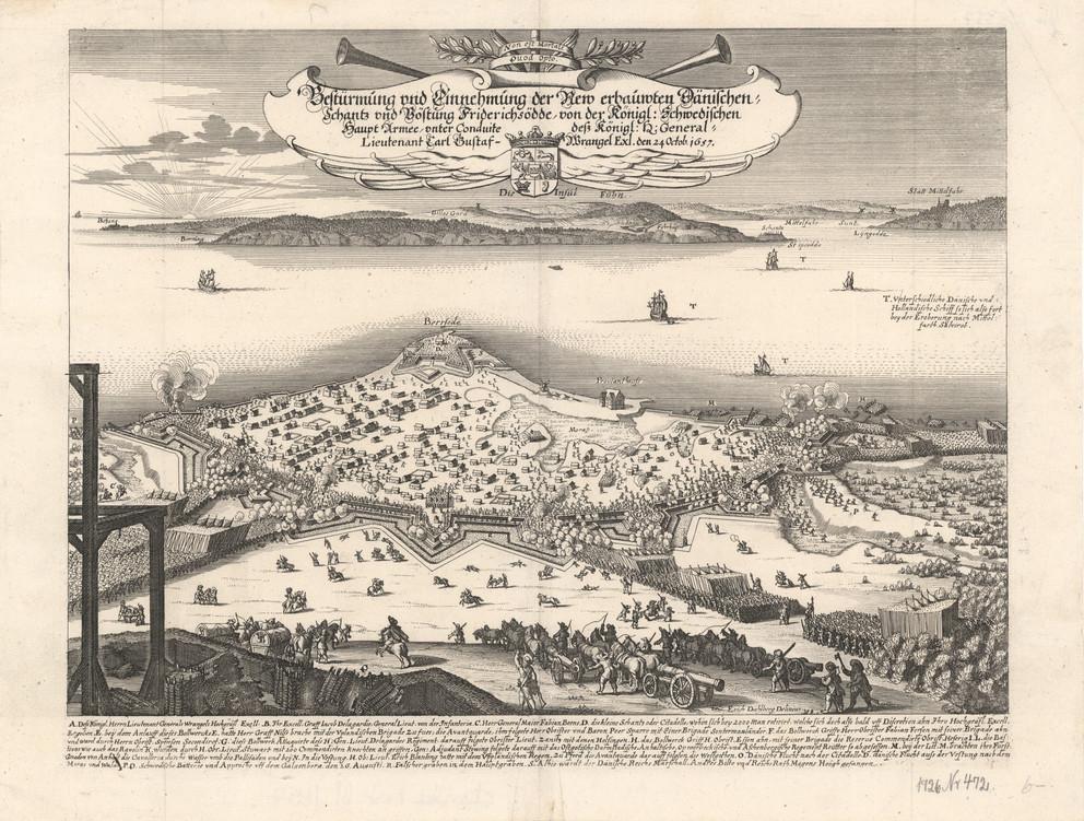 Le siège de Fredericia