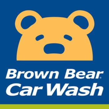 5 Brown Bear Car Wash Ticket Bundle