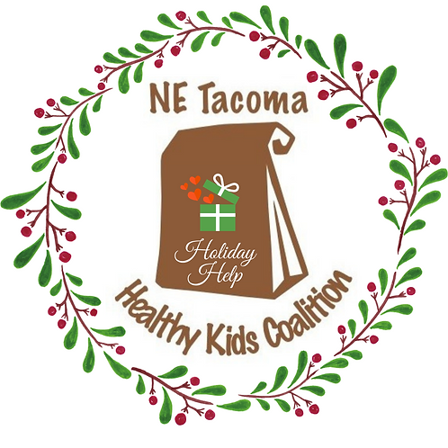 NE Tacoma Healthy Kids Coalition Holiday Support