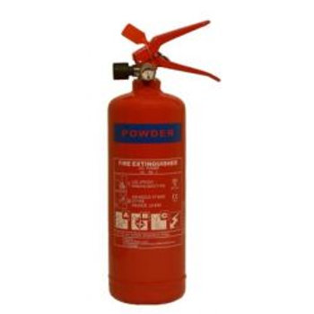 Fire Extinguisher 2kg Dry Powder  CFS575