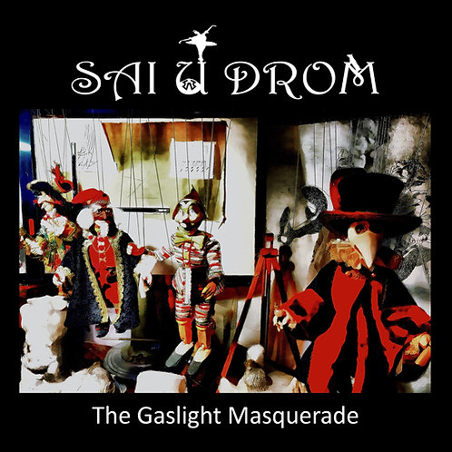 The Gaslight Masquerade CD