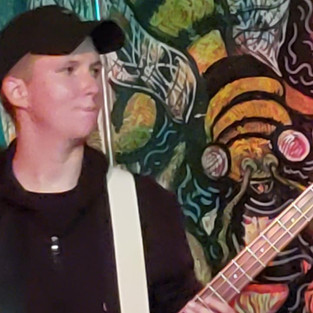 Tracy Cook bass
