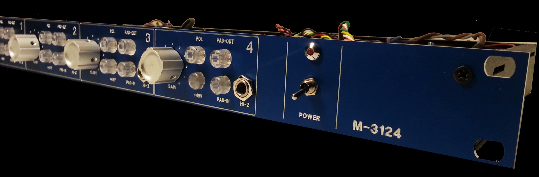 m-3124 mic preamp