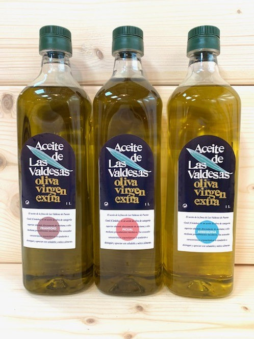 Aceita de las Valdesas - Spanish extra virgin olive oil