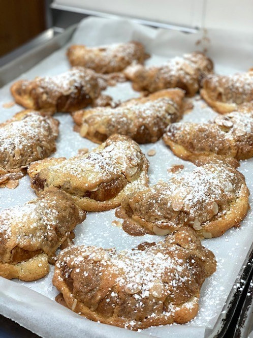 Deli Almond Croissants