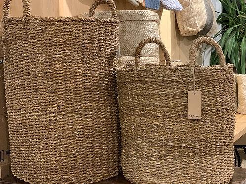 Maison Bengal Hogla Laundry Basket - Large
