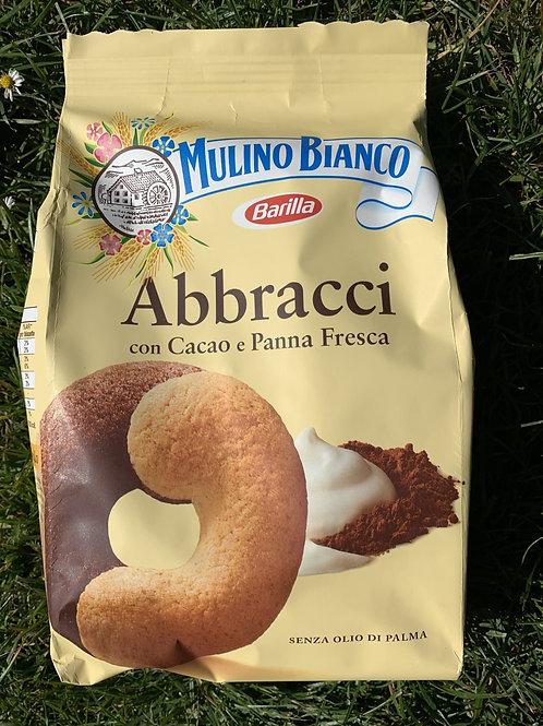 copy of Mulino Bianco - Abbracci - Italian biscuit cookies