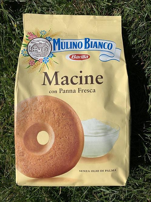 Mulino Bianco - Macine - Italian biscuit cookies with cream