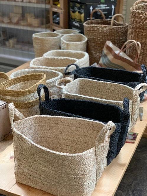 Maison Bengal Jute Storage Baskets
