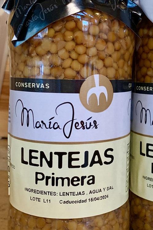 Maria Jesus - Lentils