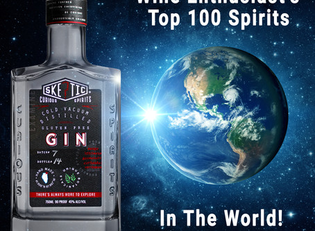 Skeptic Gin in the Top 100