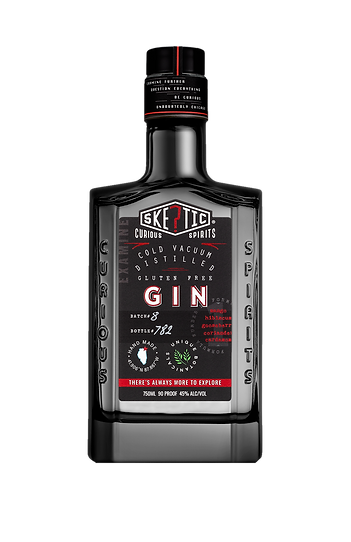 Skeptic Award Winning Craft Gin