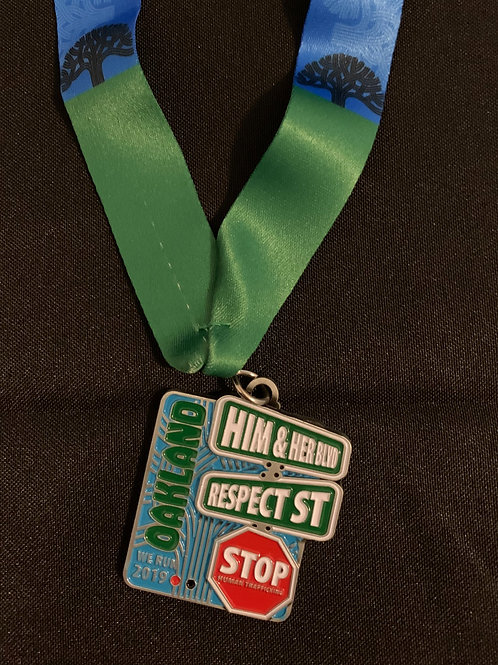 Finisher's Medal (2019)