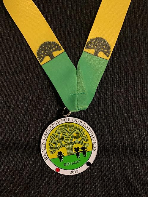 Finisher's Medal (2018)