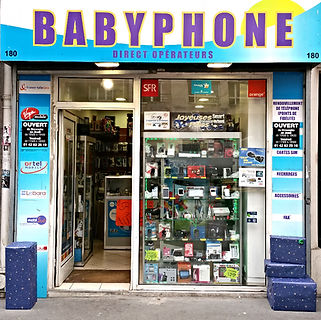 BABY PHONE 180 Avenue de Clichy 75017 PARIS