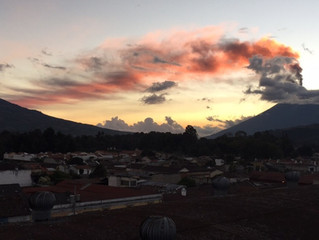 Part Three: Antigua, Volcanoes, and Markets, Oh My!
