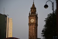 Belfast Leaning Tower