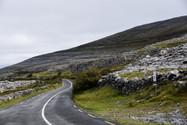 Burren Coastal Road