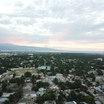 Drone Footage Over Haiti