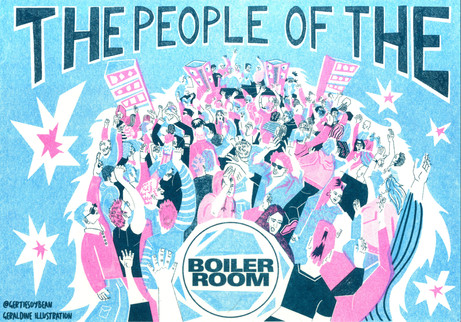 The People of the Boiler Room