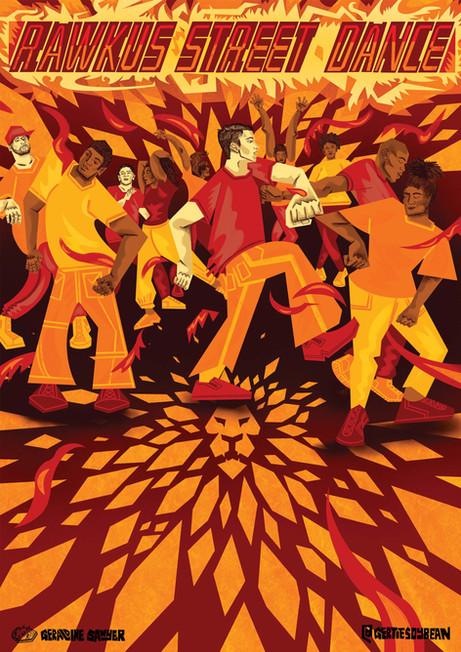 Rawkus Street Dance Society