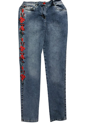 Pantalon Jeans Tricotto 710